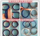 供应液压油缸配套密封圈/UHS DH密封圈/耐磨导向带/四氟垫圈;