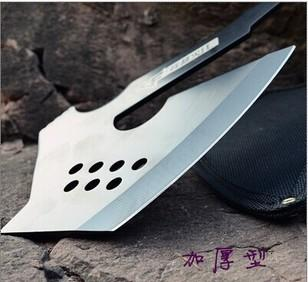 加厚型 穿越火线CF真斧 户外野营斧 游戏斧子 斧头 手斧 开山斧;