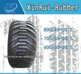 厂家直销 800/45-30.5 农用拖车胎 伐木机械悬浮轮胎;