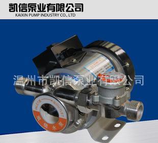 单向潜水泵接线实物图