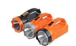 هو كمية الضوء الصمام مصباح يدوي القابلة لإعادة الشحن شحن 3 في الهواء الطلق مصباح مصباح مصباح محمول الطوارئ الكشاف