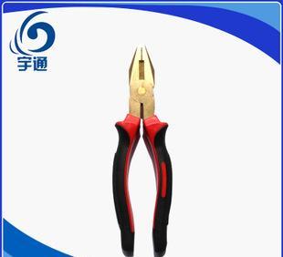 厂家直销 高质量防爆钢丝钳克丝钳 铜合金防爆组合工具;