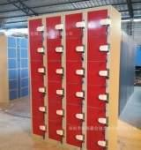 供應小區免費存包柜 工廠置物柜 車間儲物柜;