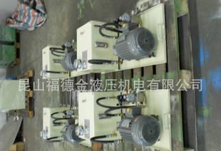 苏州液压站 液压系统 电磁阀 油泵 齿轮泵 液压元件图片