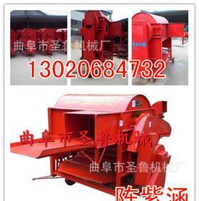 品質良い大豆脫穀機農業実験設備の粟脫穀機に脫穀機の大型多機能脫穀機