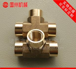 2 wire three brass thickness six angle PT NPT internal thread hydraulic plumbing pipe fittings
