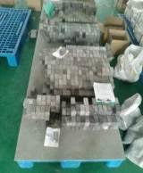 供应磁铁原材料,库存磁性材料 N38M方块圆柱材料;