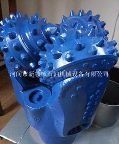 장한 시리즈 세 톱니바퀴 드릴 9 1/2 인치 HJ537 우물 석유 기계 장치