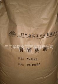 The supply of phenolic resin 206