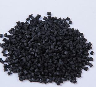 Manufacturers selling black reinforced PA6 nylon 6 plastics recycling two