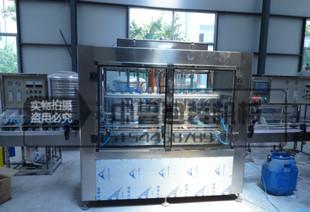 직접 판매업 ZLBG-4 병약수 순수 충진 기계 전자동 자동차 유리 물이 충진 기계