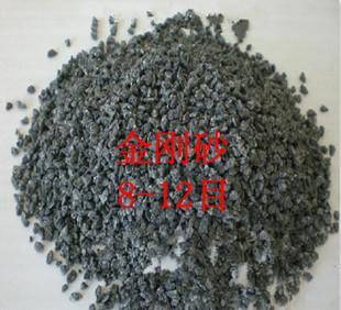 금강사 공장 공급 천연 금강사 연마재 바닥 피닝