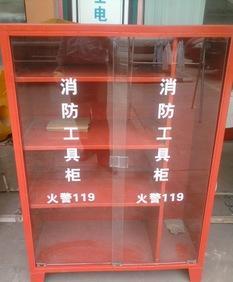 无锡批发供应 消防器材 消防工具柜 尺寸可定制