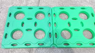 人工湖美化浮床 水生植物浮床 水上公共环卫浮床 水上绿化设施;