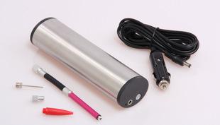 壹经品牌小汽车摩托车自行车用电动高压打气筒充气泵AP-101A1;