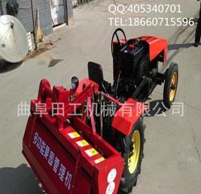 4輪管理機小さな輪旋回耕作機農業機械の小型トラクタートラクター旋回耕作機