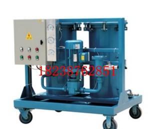 废油再生专用滤油机,采用高粘度油专用泵,高粘度油的澄清过滤;