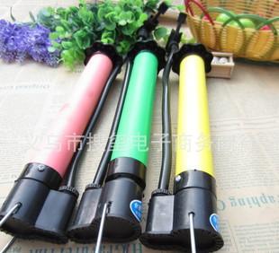 供应球类充气专用打气筒,便携式童车打气筒 2元店精品货源;