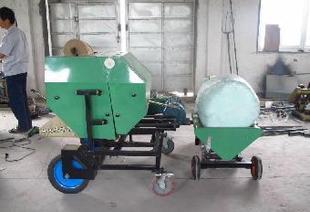 フィールド上に作業機械包膜靑刈り機固陽県雑草を束包膜機