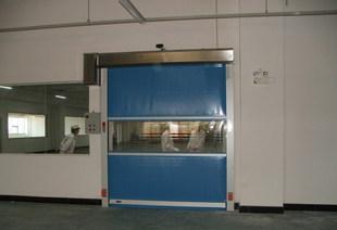 공장 주문 전기 빠른 문 빠른 문 공장 공업 금속 문 양질의 빠른 문 도매