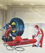 长沙火鹰LC590拆胎机,大车扒胎机,维修设备;
