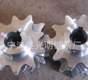 45# stainless steel carbon steel chain sprocket [] [] production of customized according to the needs