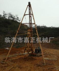 建築工事機械設備:杭工機械8JZD-3T衝ハンマー杭打ち機