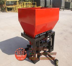 専門生産供給の大型施肥は機械的な大容量の施肥機のダブルディスクを施肥機を生産する