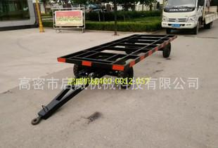 The yacht Trailer professional manufacturer direct traction Trailer
