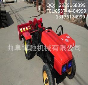 博馳多機能ガソリンディーゼルエンジン溝切り土寄せ機田園管理施肥播種機械供給機