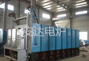 The supply of industrial furnace trolley trolley type hot air circulating furnace tempering furnace [electric] anda trolley