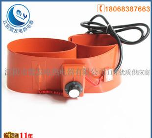 The temperature control of silicon rubber oil heating plate with electric heating industry