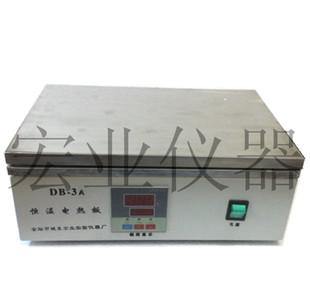 DB-3A digital thermostat heating plate of electric heating auxiliary heater stainless steel electric Taiwan Taiwan