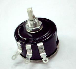 Single turn wirewound potentiometer WX112 (050) 4.7K 5W genuine spark