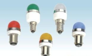 T25-24VLED 보통의 지시등 조명기구 G25-12VLED 원촉 지시등 조명기구 LED 경광등