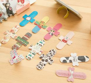 U type mobile phone support post cartoon creative magic paste u lazy shaped paste type mobile phone holder