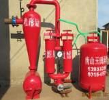 园艺 温室大棚节水设备 农田灌溉必备全钢离心式与网式过滤器组合;