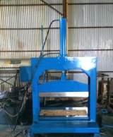 厂家生产销售50吨压力橡胶切胶机定制、价格合理、详情电议;