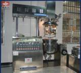 整套设备 化妆品生产设备 电加热真空均质乳化机 PMK-C100 化妆品;