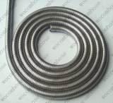 供应不锈钢金属双扣穿线管 穿线管 线管 金属穿线管;
