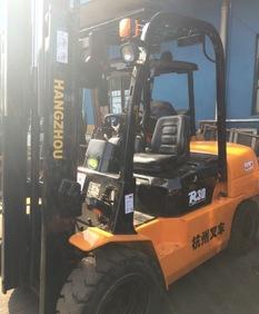 二手仓储搬运叉车 合力丶杭州1.5吨2吨3吨二手物流设备叉车;