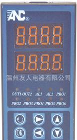 台灣友正工業電子計時器AT-853A-4 微電腦程序多段計時;