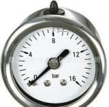 供应不锈钢压力表 气压计 气压表;