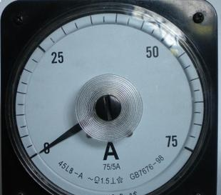 厂家直供63L2船用仪表,广角度仪表,电流表,电压表;