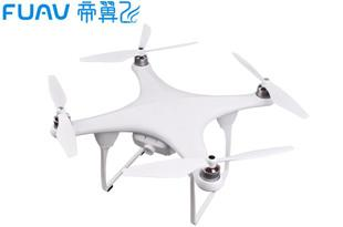 Seraphi无人飞机四旋翼直升机可悬挂三轴无刷云台和相机到手即飞;