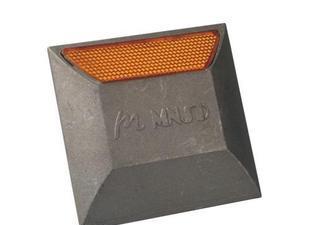 [单面]供应铸铝反光道钉 交通道钉 道路反光减速设备 交通设施;