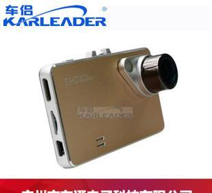 车侣X10 超薄高清夜视行车记录仪1080P广角车载记录仪车载摄像头;