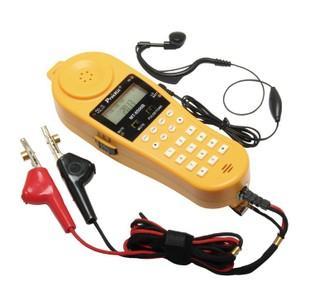 包邮台湾宝工MT-8006B LCD电话测试器 电信查线机 通讯检测仪器;