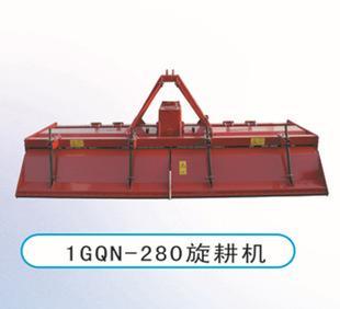 1GQN-280 الحارث الروتاري الحارث حرث التربة آلة متعددة الوظائف الصغرى آلة الحرث
