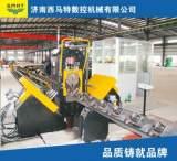 液压角钢数控钻床 数控全自动 外国井口元器件质量有保障;